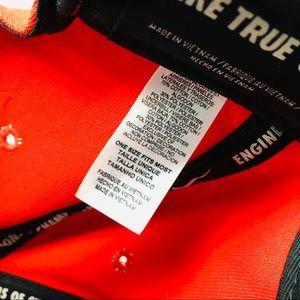 Nike Accessories - Nike Men Red SnapBack Hat